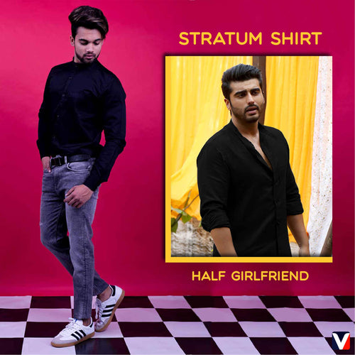 Bollywoo- HALF GIRLFRIEND Stratum Shirt