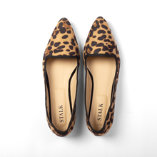 Load image into Gallery viewer, Leopard Print Ballerina
