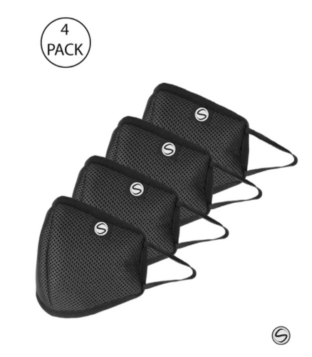 Defenders Adult Pack of 4 Mask
