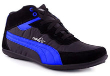 Load image into Gallery viewer, Men's Blue Fabric Casual Shoes