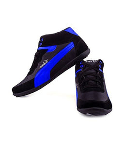 Men's Blue Fabric Casual Shoes