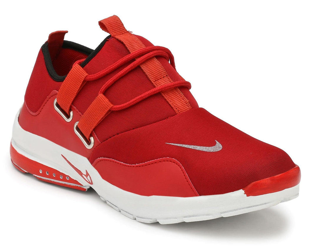Men's Red Sports Shoe