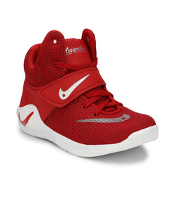Men's Red Casual Shoe