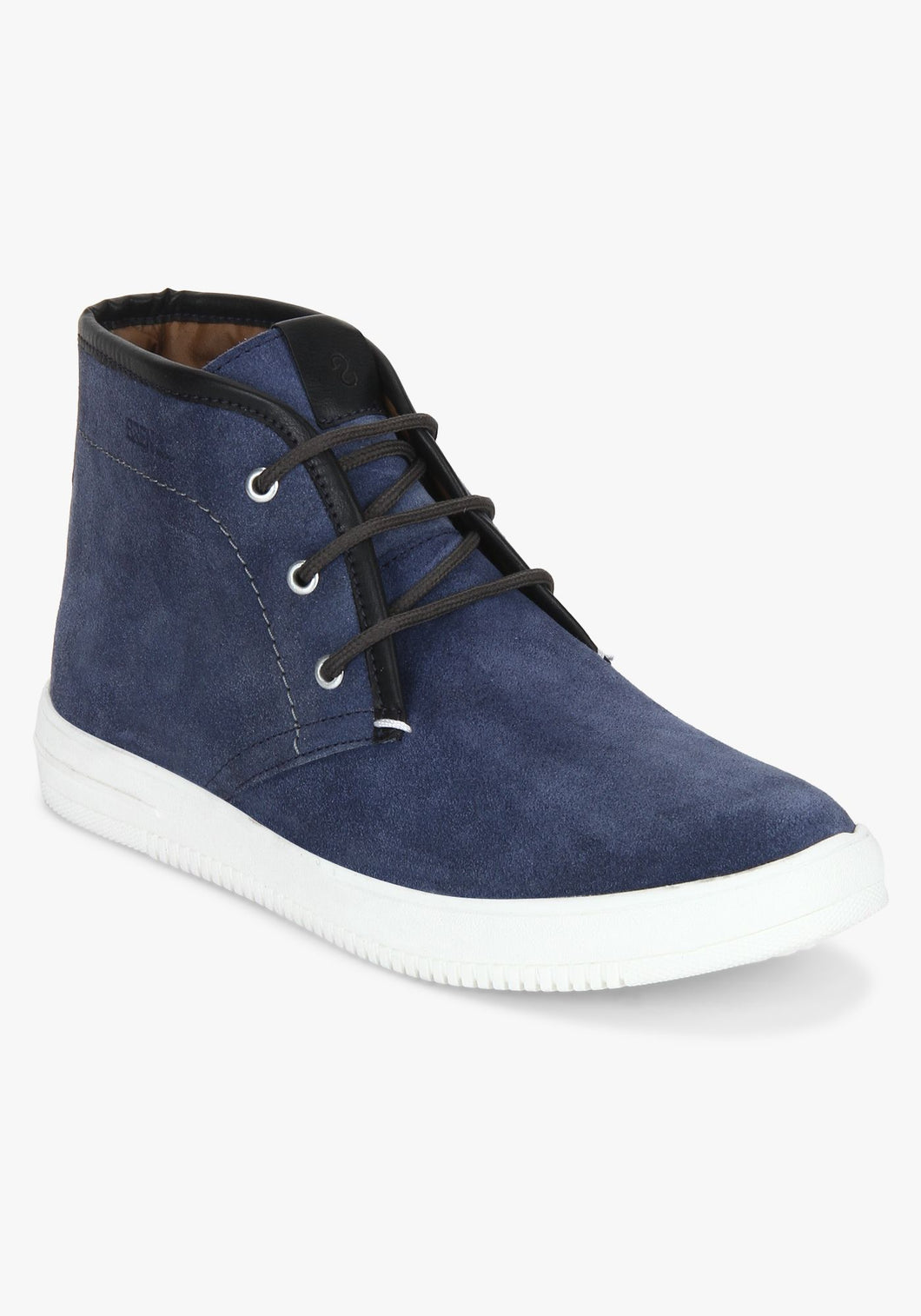 Men's Blue Casual Boots