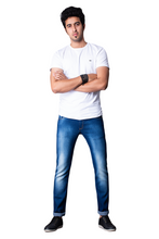 Load image into Gallery viewer, Fashion Wear Stylish Blue Jeans For Men