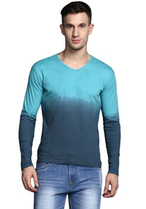 full sleeve ombre Tee