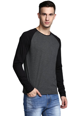Full Sleeve Multicolor Round Neck Tee
