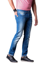 Load image into Gallery viewer, Stylish Light Blue Jeans For Men
