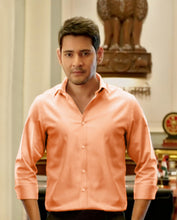 Load image into Gallery viewer, Bollywoo- BHARAT ANE NENU Full Sleeves Peach Shirt