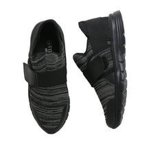 Load image into Gallery viewer, Men's Black casual shoes
