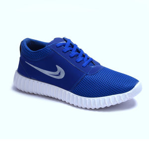 Men's Blue Smart Running Sports Shoes