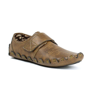 Men's Brown Casual Loafers