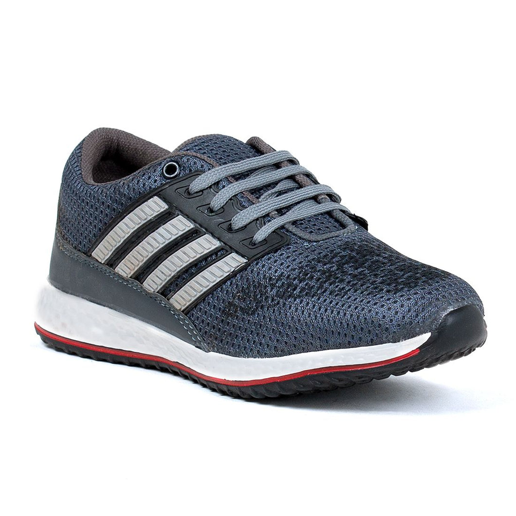 Men's Grey Sports Shoes