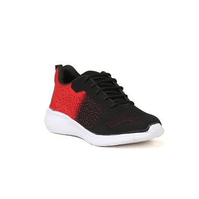 Men's Red and Black casual shoes