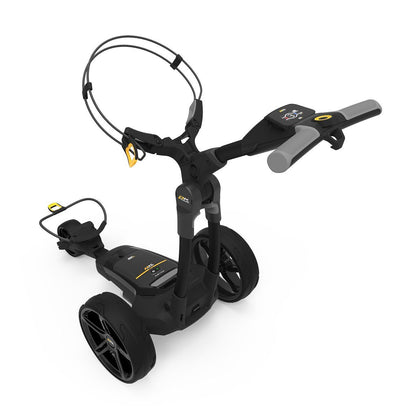 POWAKADDY FX3 EBS ELECTRIC GOLF TROLLEY POWAKADDY ELECTRIC TROLLEYS POWAKADDY