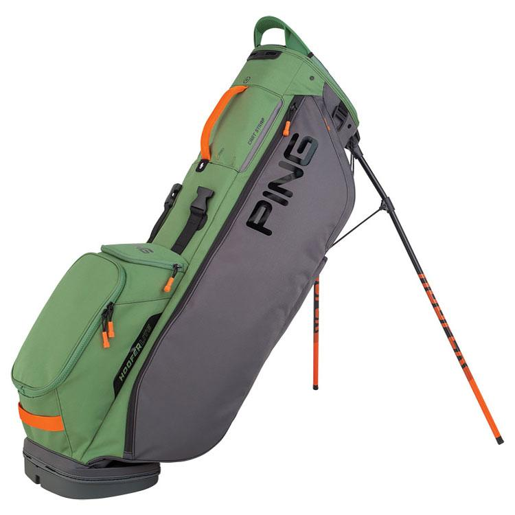 PING HOOFER LITE GOLF STAND BAG PING STAND BAGS PING