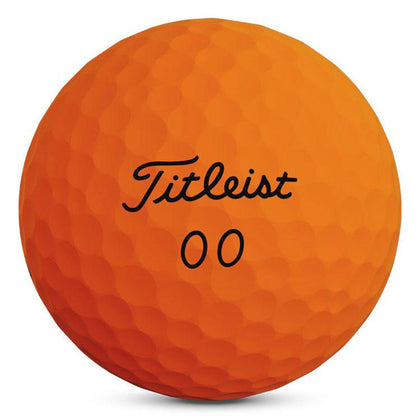 Titleist Velocity Matte Orange Golf Balls 12pk 2020 TITLEIST BALLS TITLEIST