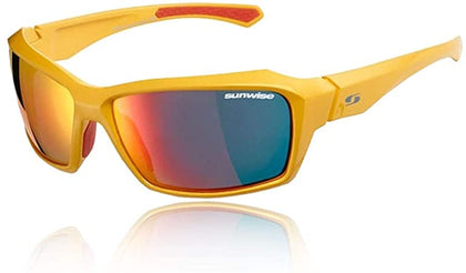 Sunwise Summit Orange Sunglasses SUNGLASSES SUNWISE