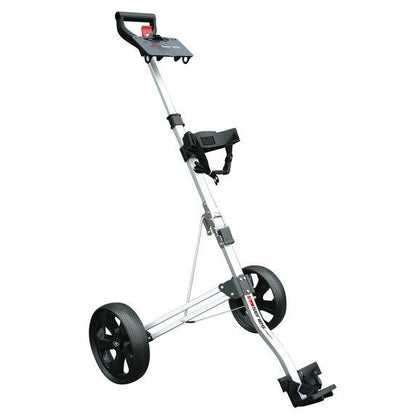 MASTERS 5 SERIES COMPACT 2 WHEEL GOLF TROLLEY 2 WHEEL PULL TROLLEYS MASTERS