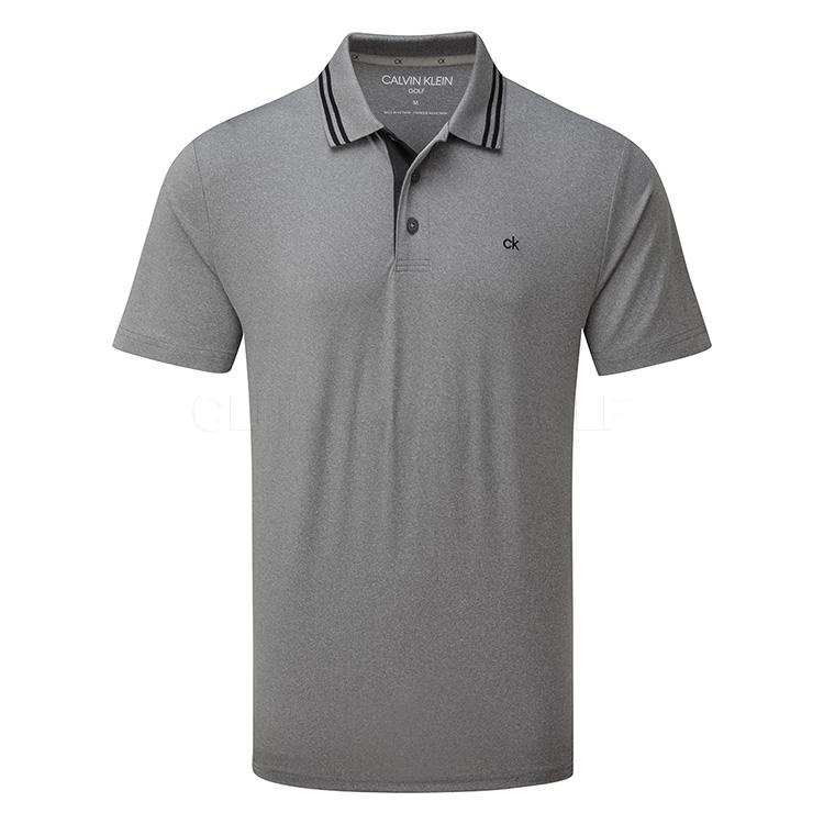 CALVIN KLEIN MADISON TECH GOLF POLO SHIRT CK MENS POLOS CALVIN KLEIN