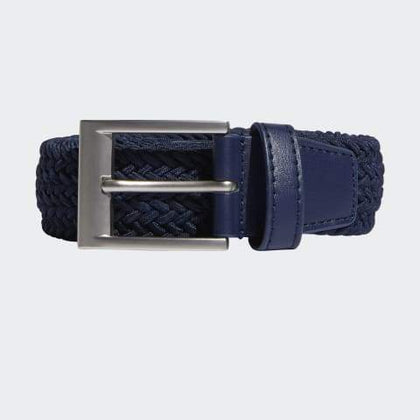 ADIDAS BRAIDED STRETCH GOLF BELT ADIDAS MENS BELTS ADIDAS