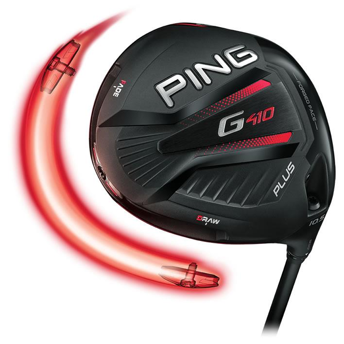 PING G410 LST GOLF DRIVER LH PING G410 DRIVERS PING