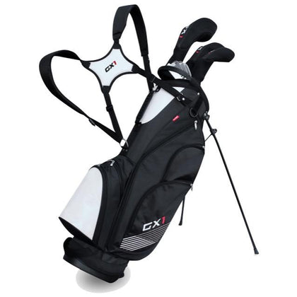 MASTERS GX1 GOLF PACKAGE SET STEEL LH MASTERS PACKAGE SETS MASTERS