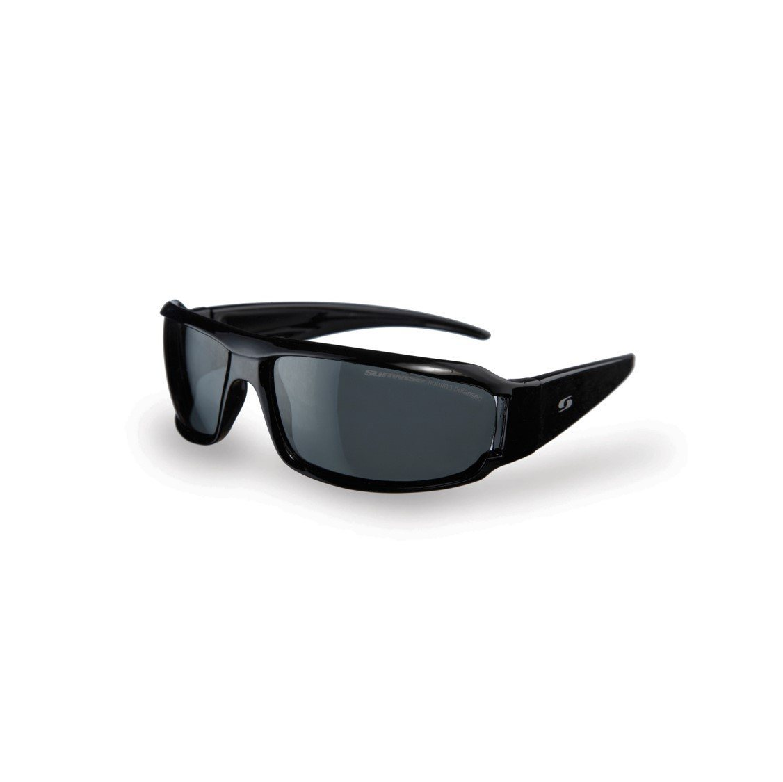 Sunwise Henley Black Sunglasses SUNGLASSES SUNWISE