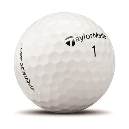 TAYLORMADE RBZ SOFT WHITE GOLF BALLS 12PK TAYLORMADE BALLS TAYLORMADE