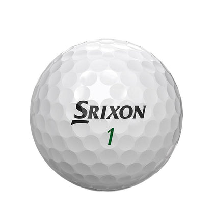 Srixon Soft Feel White Golf Balls 12pk SRIXON BALLS SRIXON