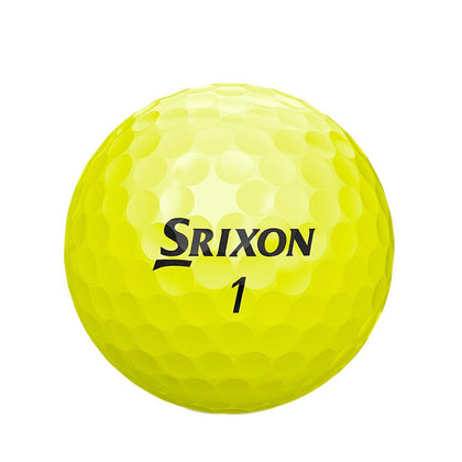 Srixon Soft Feel Yellow Golf Balls 12pk SRIXON BALLS SRIXON