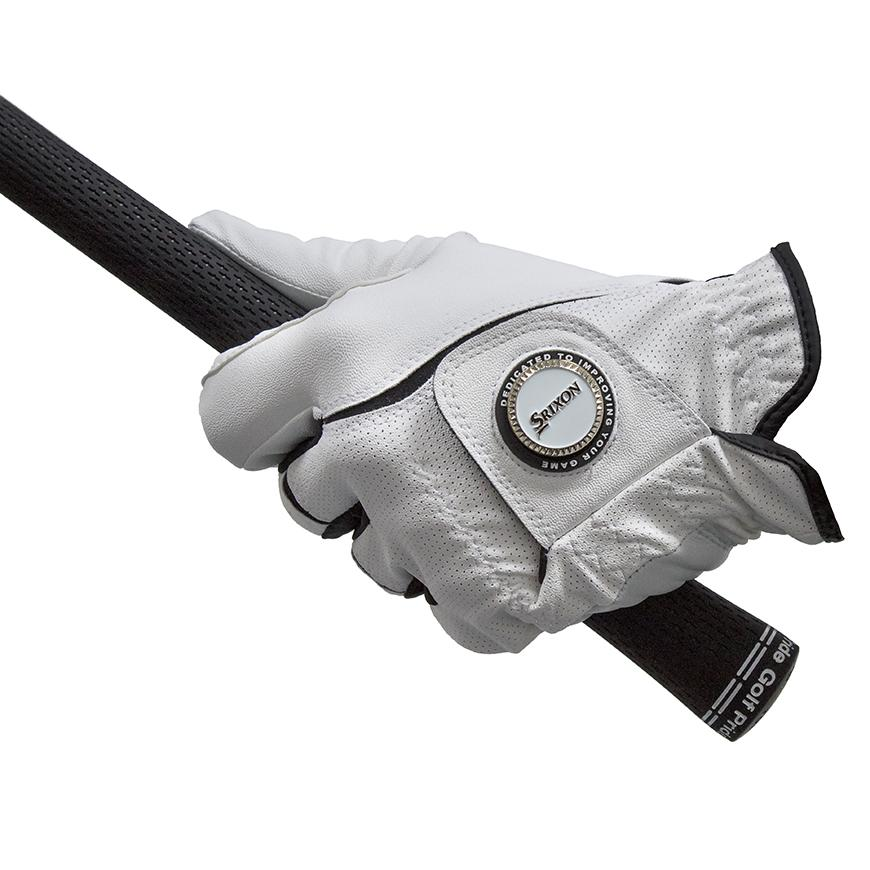 SRIXON BALL MARKER ALL WEATHER GOLF GLOVE MLH SRIXON MENS GLOVES SRIXON