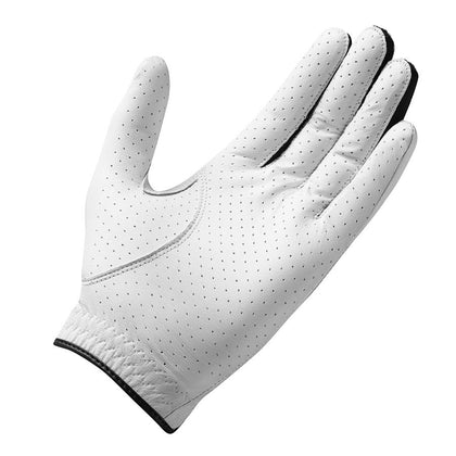 TAYLORMADE STRATUS LEATHER GOLF GLOVE MRH TAYLORMADE GLOVES TAYLORMADE