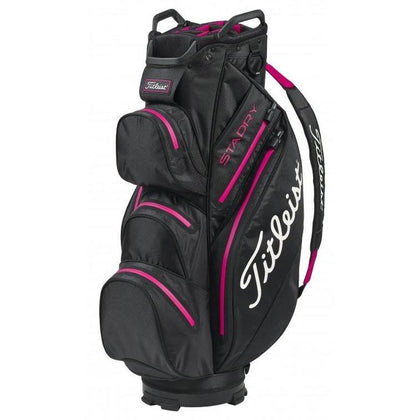TITLEIST STADRY GOLF CART BAG TITLEIST CART BAGS ACUSHNET