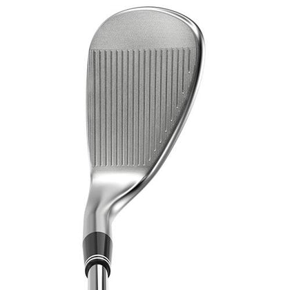CLEVELAND CBX SATIN CHROME GOLF WEDGE STEEL LH CLEVELAND CBX WEDGES CLEVELAND