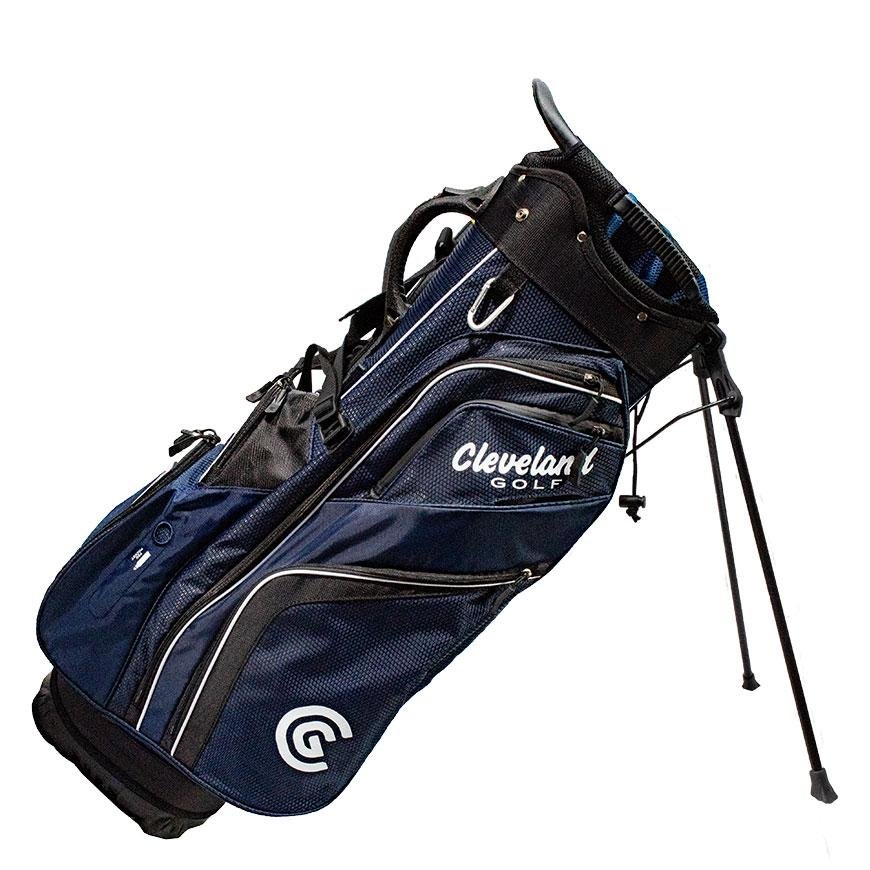 CLEVELAND SATURDAY GOLF STAND BAG CLEVELAND STAND BAGS CLEVELAND