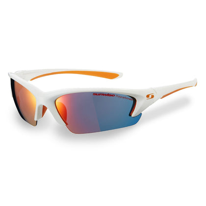 Sunglasses Sunwise Equinox White SUNGLASSES SUNWISE
