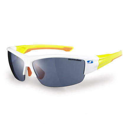 Sunglasses Sunwise Evenlode White SUNGLASSES SUNWISE