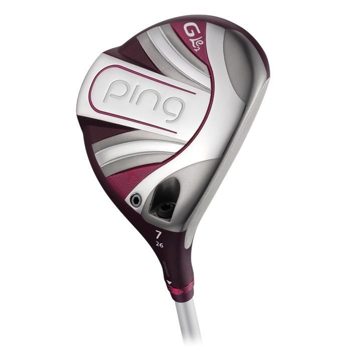 PING G LE2 LADIES GOLF FAIRWAY WOOD LH PING G LE2 FAIRWAYS PING