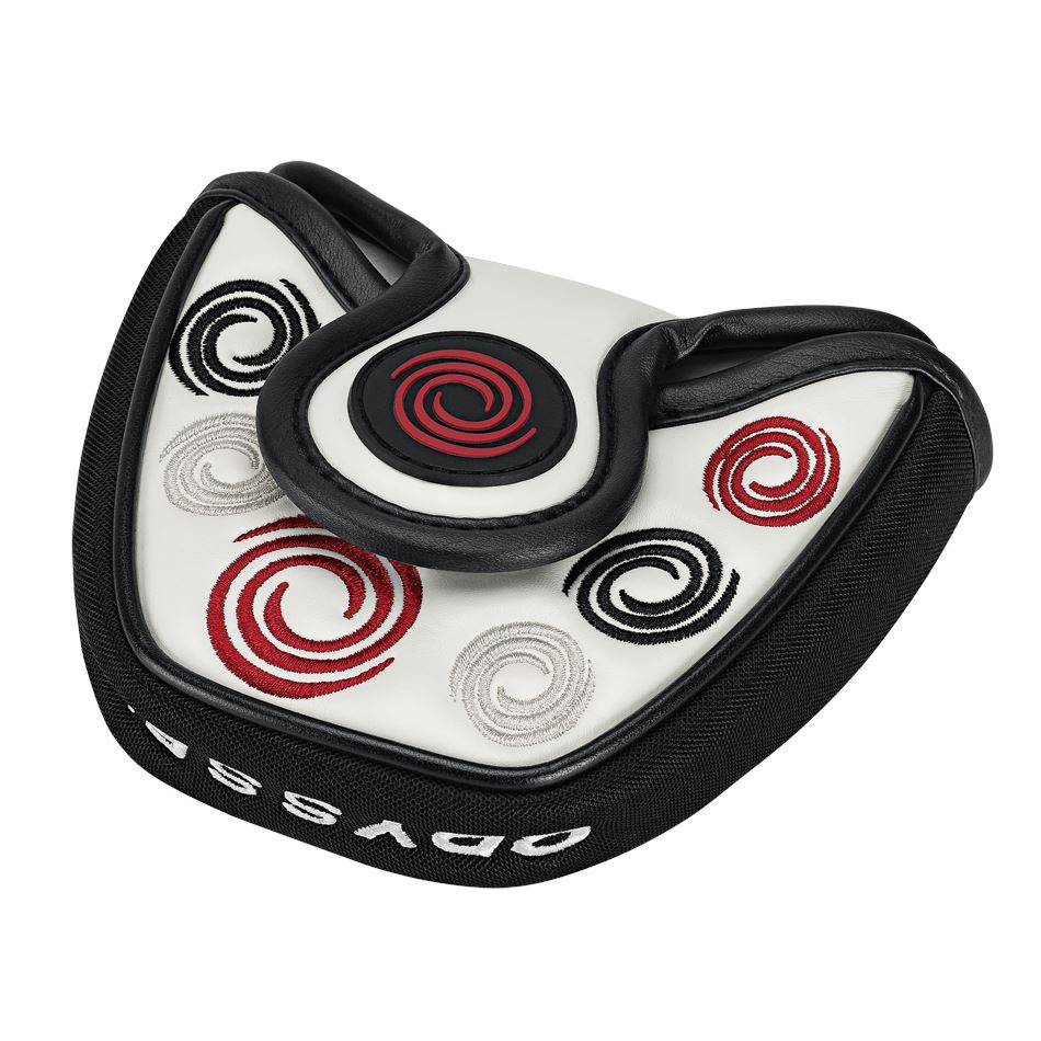 Odyssey Swirl Mallet Putter Headcover ODYSSEY HEADCOVERS ODYSSEY