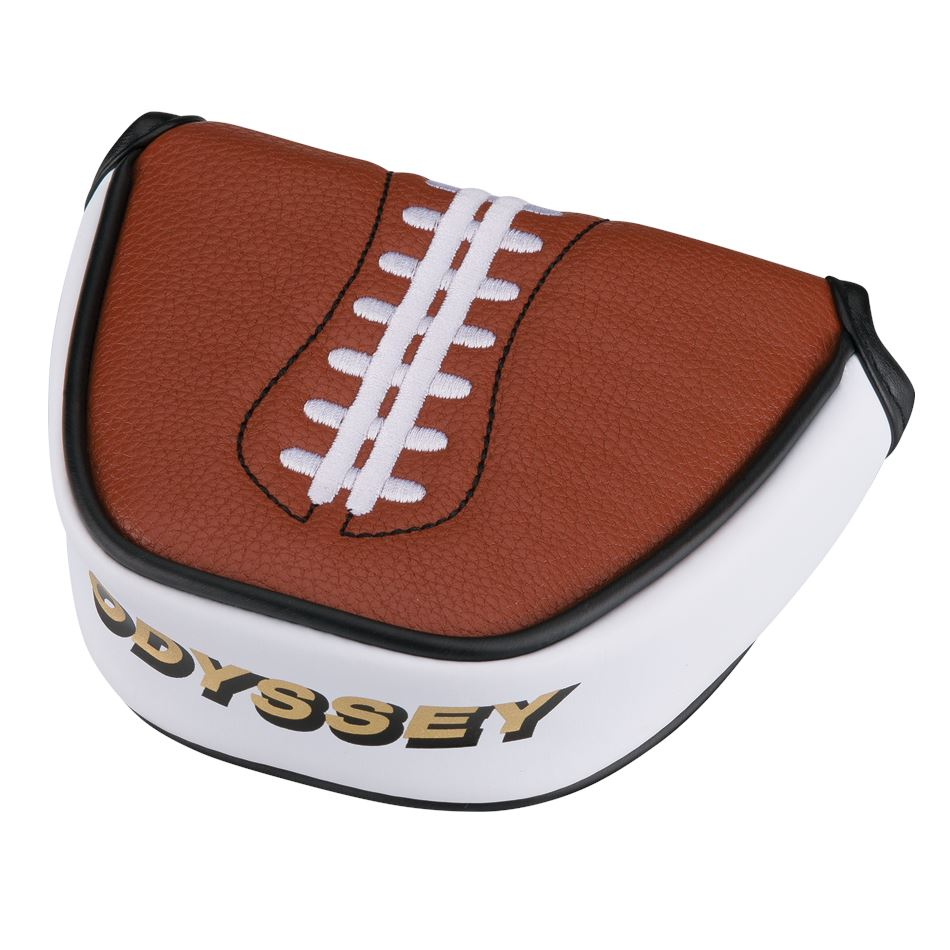 Odyssey Headcover Football Mazo HEADCOVERS ODYSSEY