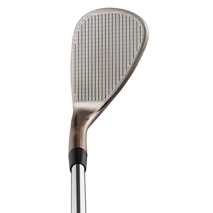 Taylormade Hi-Toe Raw Big Foot Golf Wedge Steel RH TAYLORMADE MILLED GRIND HI TOE 2 WEDGES TAYLORMADE