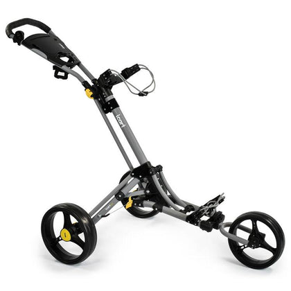 MASTERS ICART GO 3 WHEEL GOLF TROLLEY 3 WHEEL PUSH TROLLEYS MASTERS