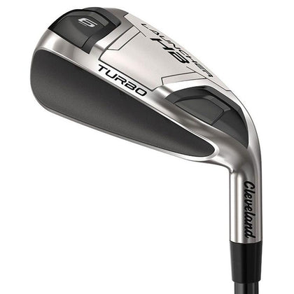 CLEVELAND LAUNCHER HB TURBO LADIES GOLF IRONS RH CLEVELAND LAUNCHER HB TURBO IRON SETS CLEVELAND
