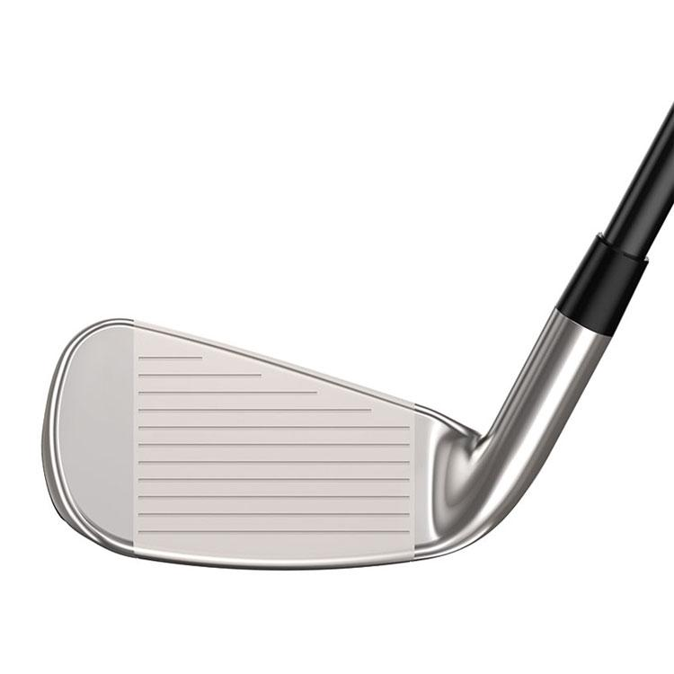 CLEVELAND LAUNCHER HB TURBO GOLF IRONS STEEL LH CLEVELAND LAUNCHER HB TURBO IRON SETS CLEVELAND