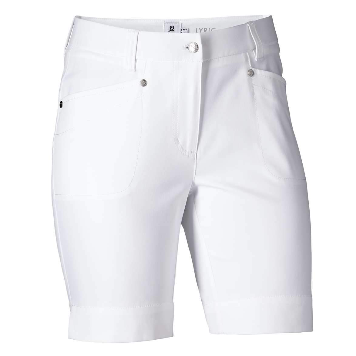 DAILY LYRIC GOLF SHORTS DAILY LADIES SHORTS DAILY