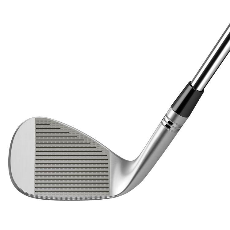 TAYLORMADE MILLED GRIND 2 SATIN CHROME GOLF WEDGE STEEL LH TAYLORMADE MILLED GRIND 2 WEDGES TAYLORMADE