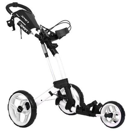 ROVIC RV2L 3 WHEEL GOLF TROLLEY 3 WHEEL PUSH TROLLEYS BOSTON GOLF