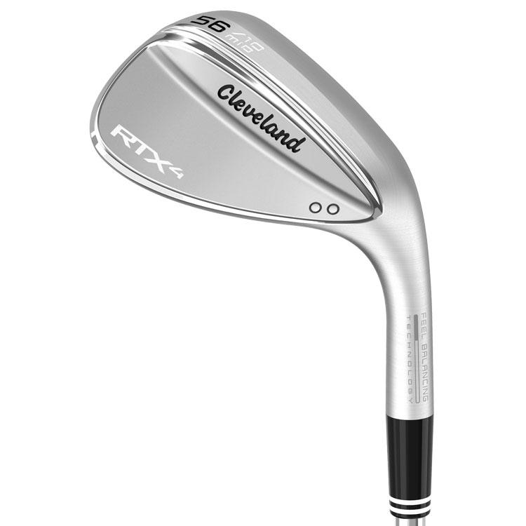 CLEVELAND RTX 4.0 TOUR SATIN GOLF WEDGE STEEL LH RTX 4.0 WEDGES CLEVELAND