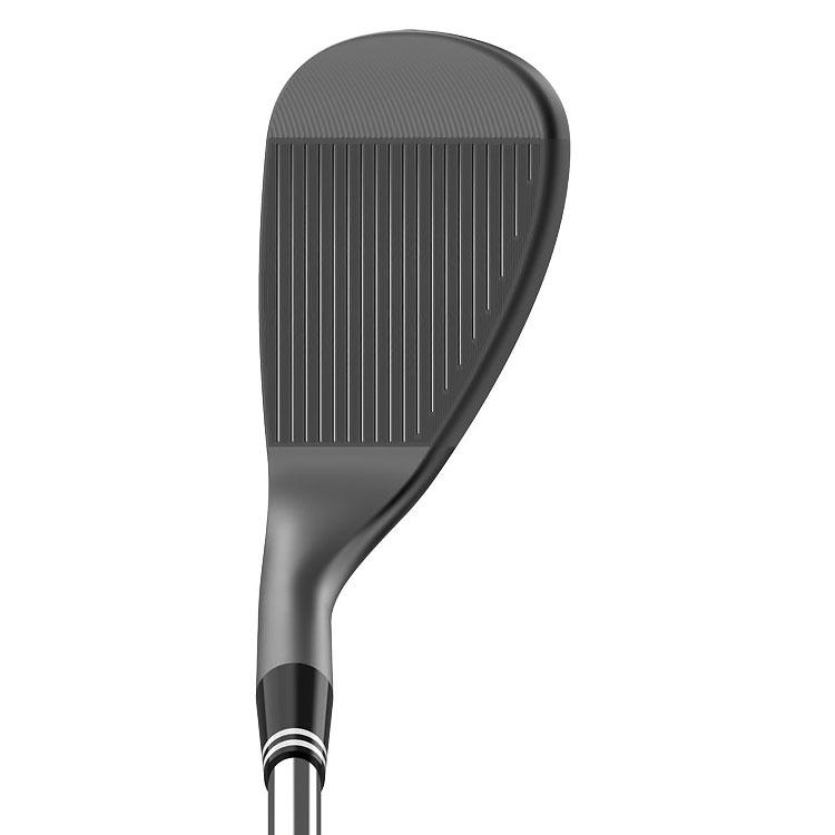 CLEVELAND RTX ZIPCORE BLACK SATIN GOLF WEDGE STEEL LH CLEVELAND RTX ZIPCORE WEDGES CLEVELAND